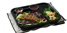 탱글묵 닭가슴살주먹밥샐러드(255kcal)